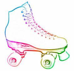 Roller Skate for invites.