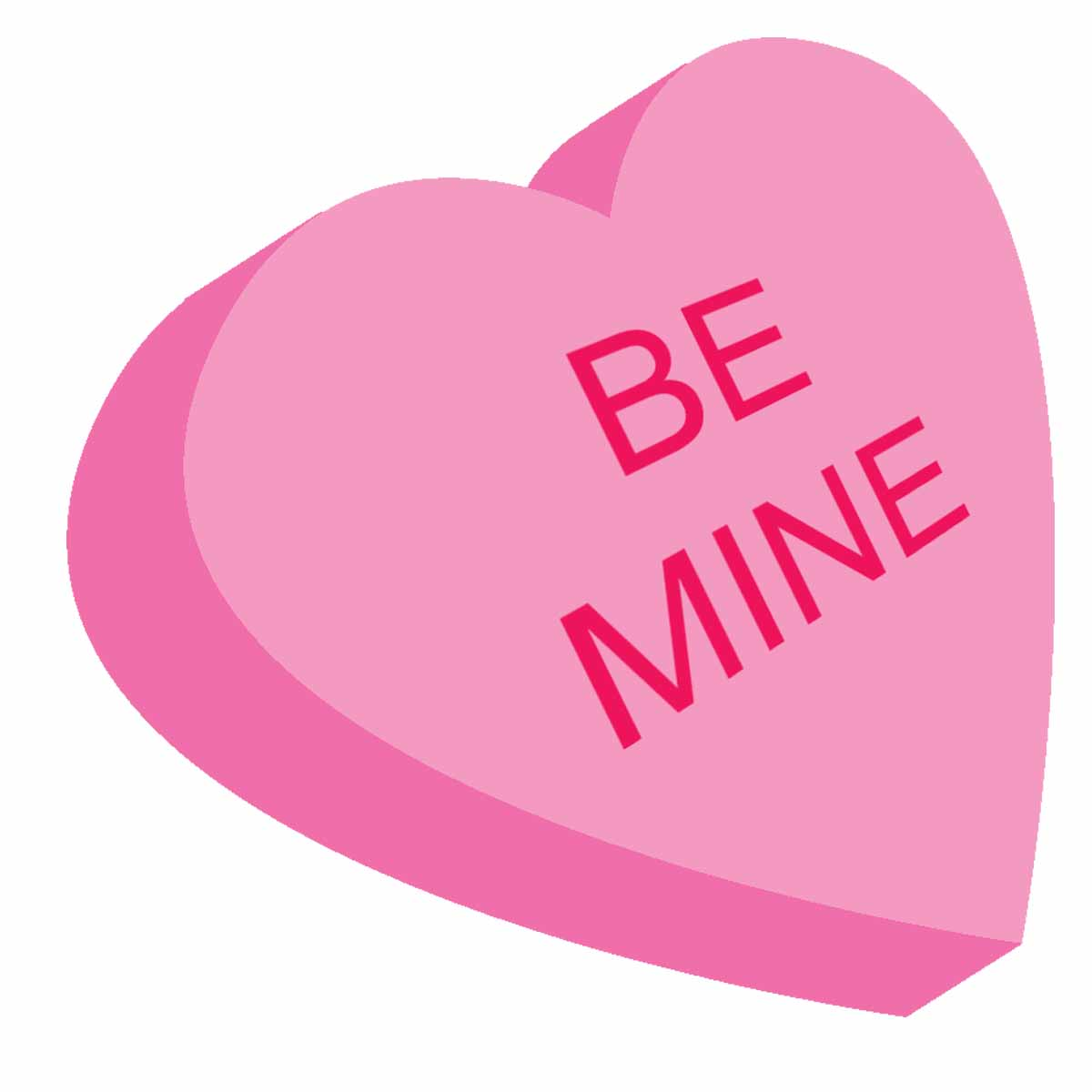 Romantic Valentine Candy Hearts Clipart Funny Pictures Shake The