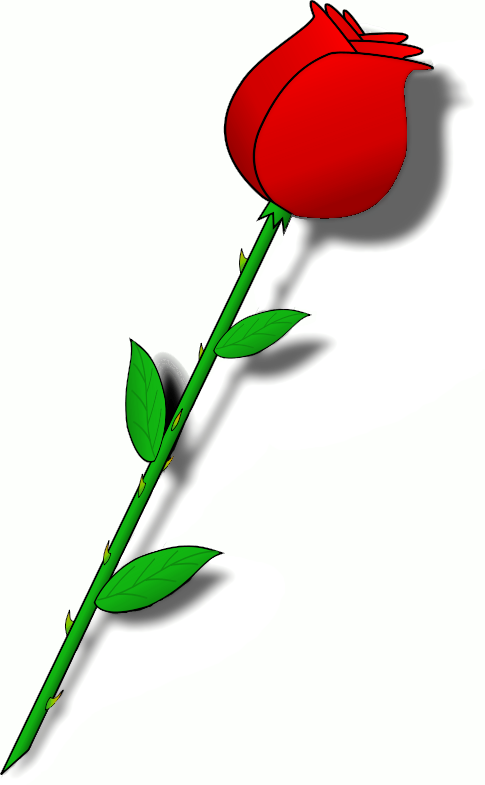 Free Rose Clipart - Roses Clipart