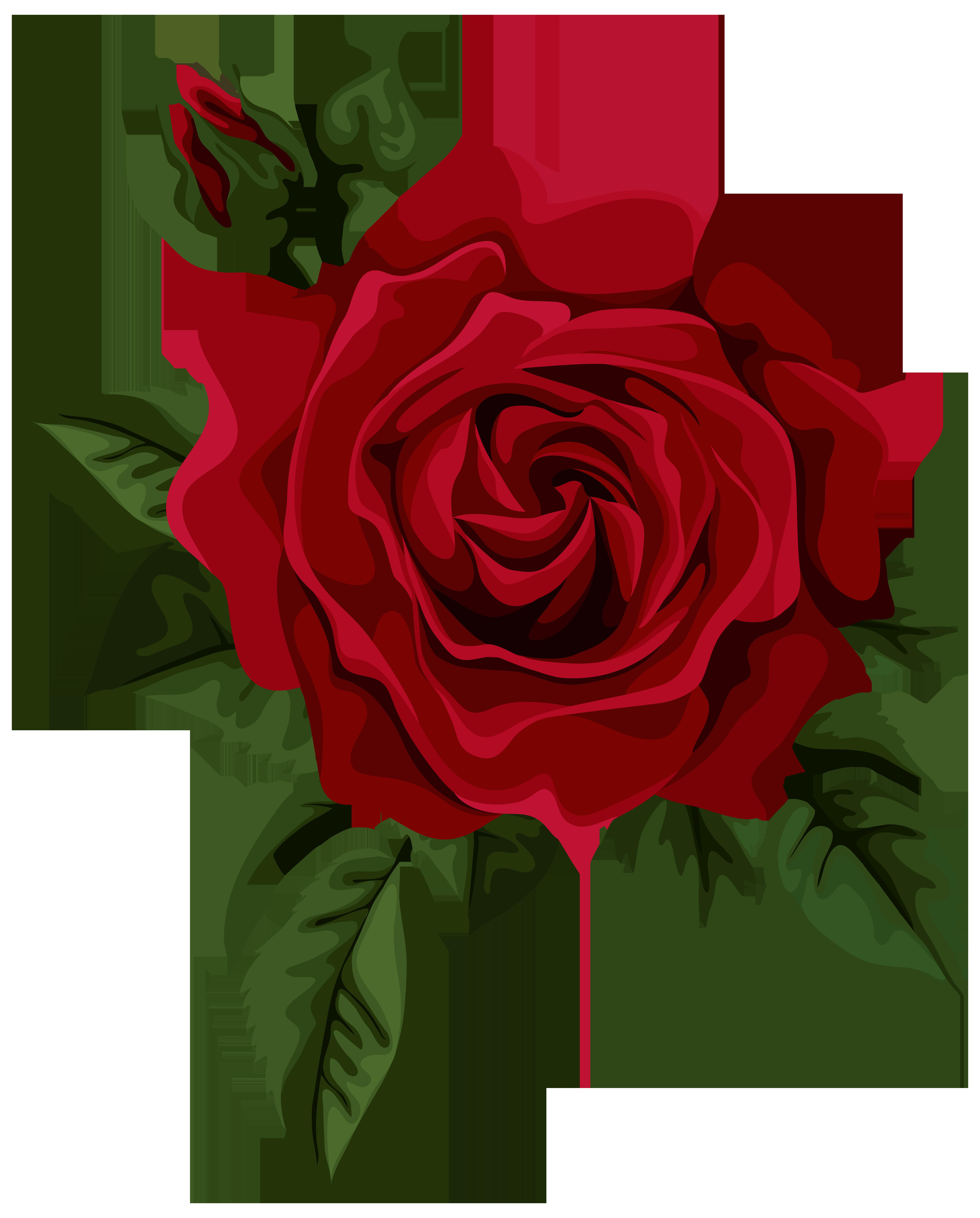Roses Clip Art #28431