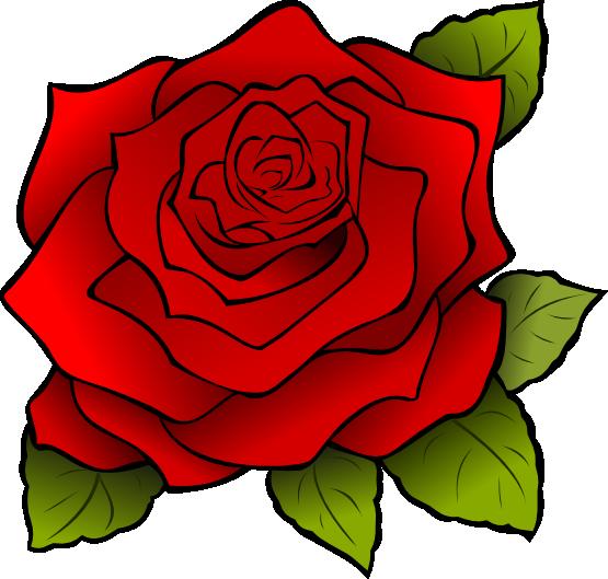Roses Clip Art 3