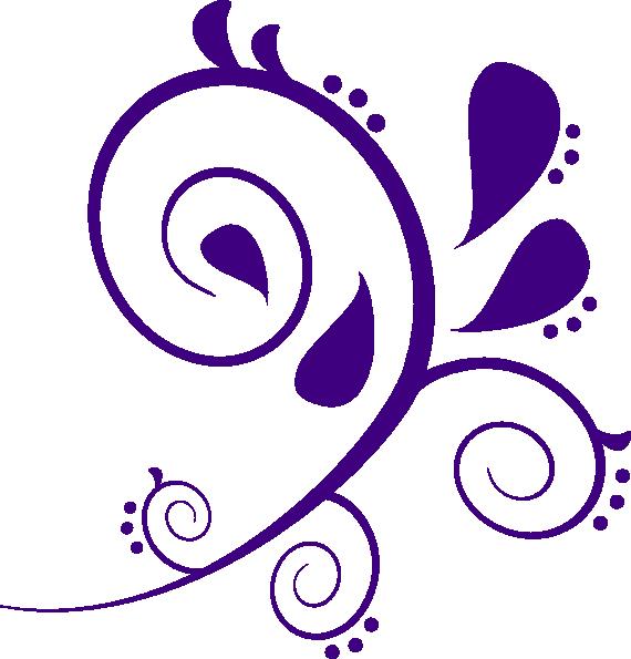 Rotated Swirl Clip Art At Clker Com Vector Clip Art Online Royalty