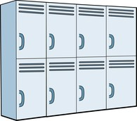 row-of-lockers-at-school-clipart-3157-2a row of lockers at school. Size: 65 Kb From: Objects