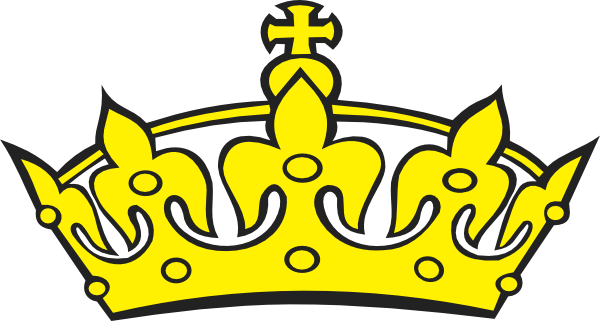 royal crown clipart