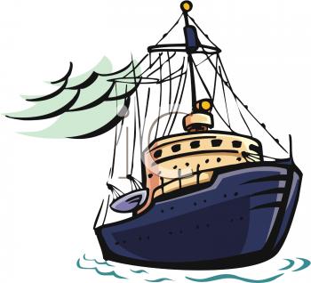 Royalty Free Boat Clip Art Transportation Clipart