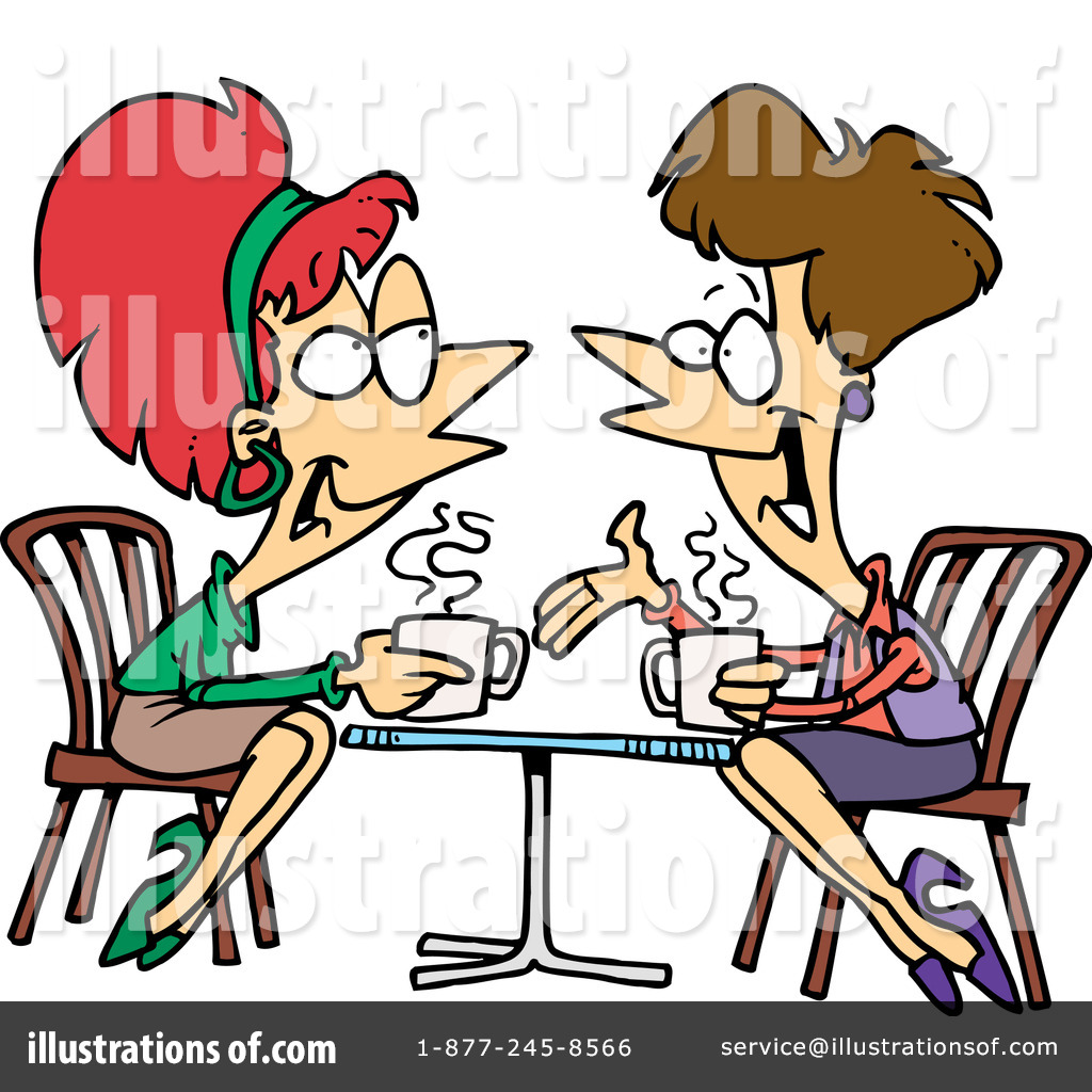 Royalty-Free (RF) Cafe Clipart Illustration #1046439 by Ron Leishman