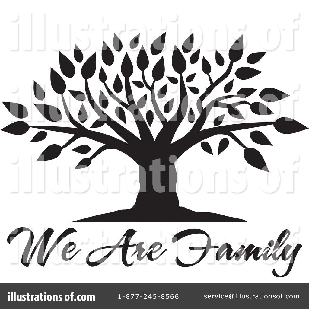Royalty Free Rf Family Tree Clipart Illustration 1115561 By Johnny