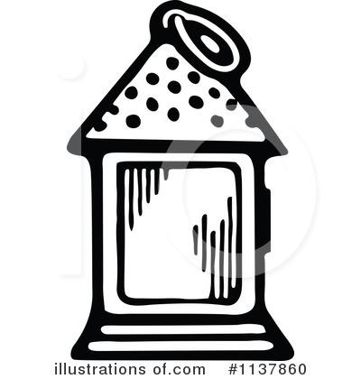 Royalty-Free (RF) Lantern Clipart Illustration #1137860 by Prawny Vintage