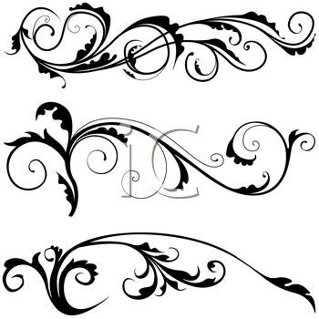 Royalty Free Rose Clip Art Flower Clipart