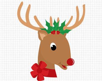 Rudolph Clip Art