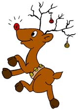 Rudolph the Red Nose Reindeer { Repost }