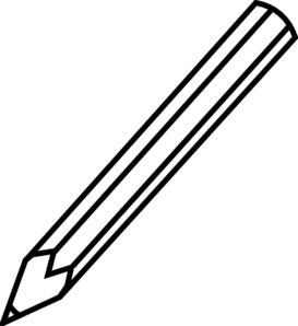 ruler clipart black and white