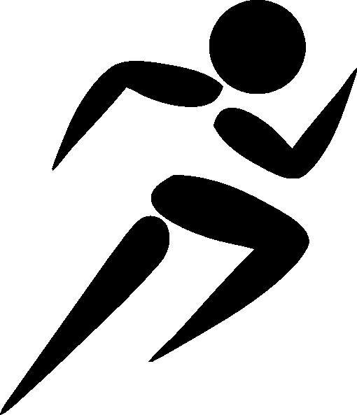 Runner 20clipart