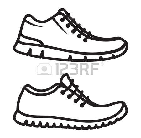 running shoes: Running shoes icons