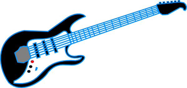 S Guitar Clip Art Vector Clip Art Online Royalty Free