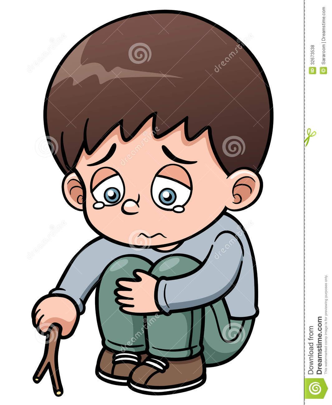 Sad Boy Royalty Free Stock Photos Image 32673538