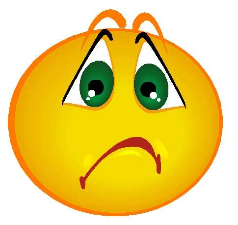 Happy and sad face clip art free clipart images 4