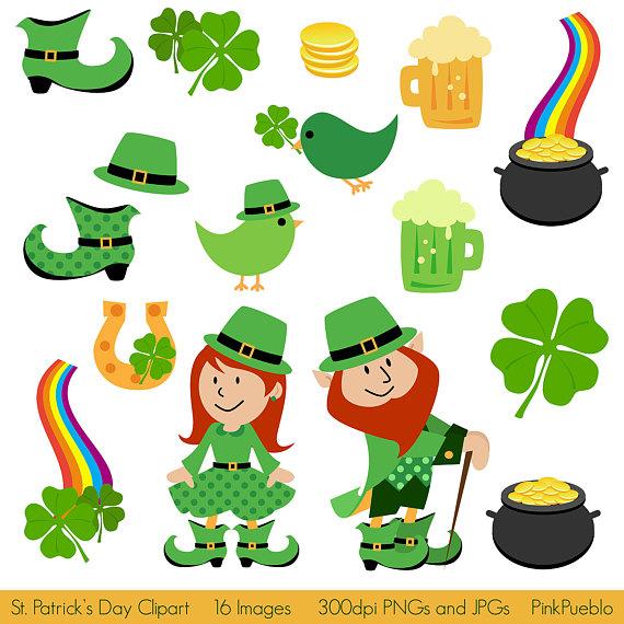 Saint Patricks Day Clipart-Clipartlook.com-570