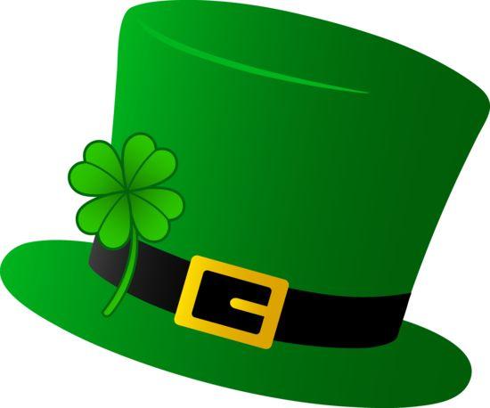 Green Saint Patricks Day Hat