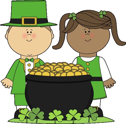 Saint Patricku0027s Day Kids