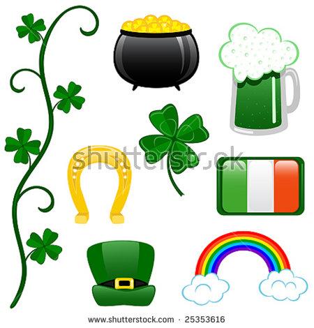 St. Patrick Day clip-art