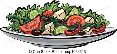 Salad Dressing Clip Artby lenm10/4,385; fresh vegetable salad