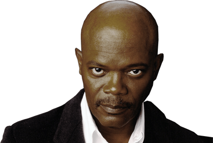 Samuel L Jackson Clipart · at the movies · samuel l jackson