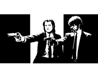 john travolta pulp fiction - Google Search