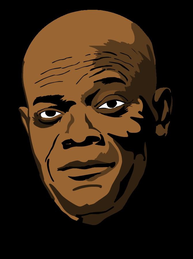 Samuel L Jackson PNG Free Samuel L Jackson Clipart
