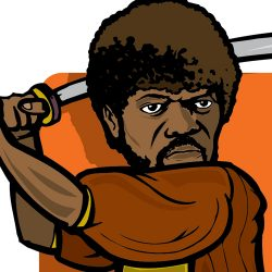Samurai L. Jackson