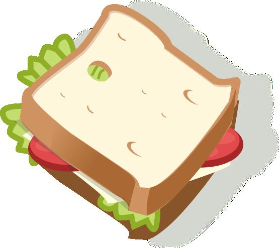 sandwich clipart