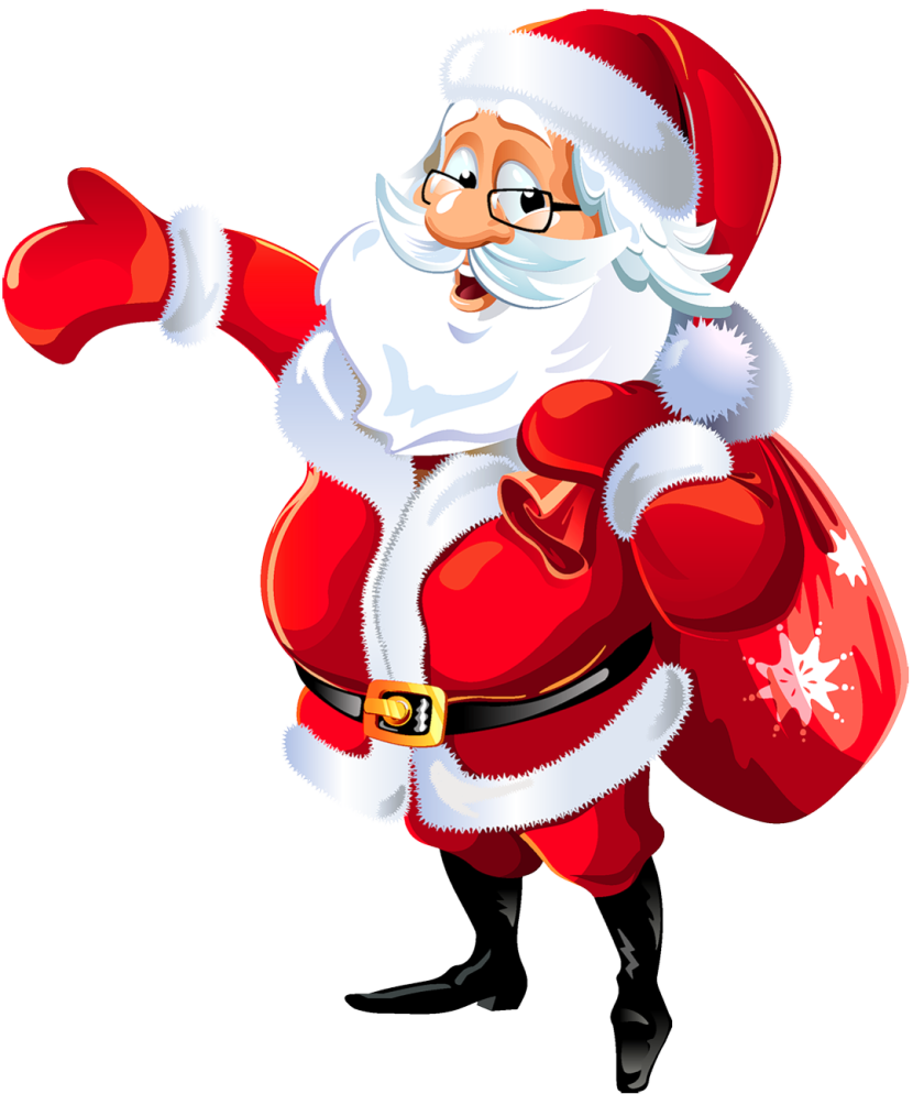 Santa Claus Clipart Png u0026middot; «