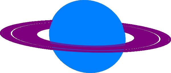 Saturn planet clipart kid 2