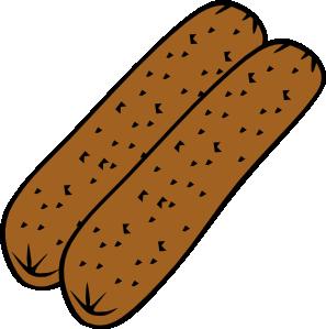 sausage clipart