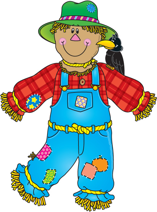 Scarecrow clip art printable free clipart images image