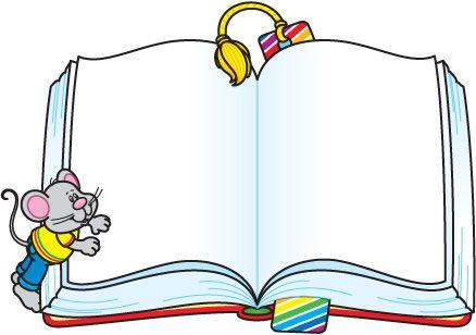 school book border clipart