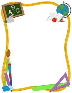 school borders clipart