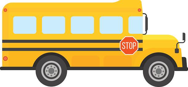 School bus clipart vector clipartall 2