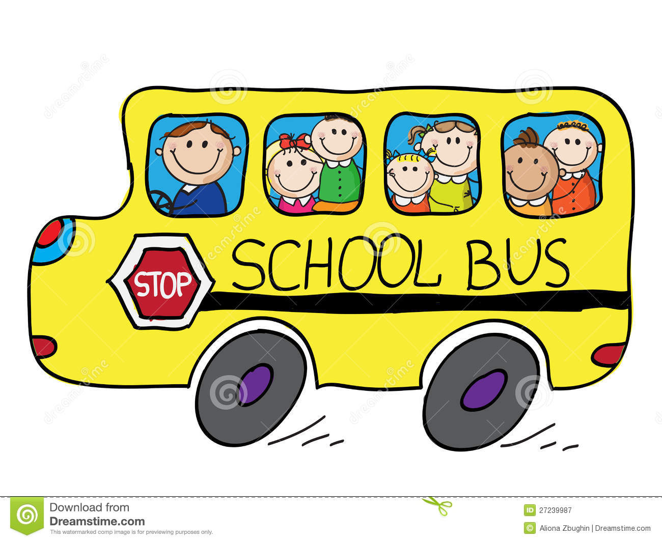 School Bus Royalty Free Stock Photography Image 27239987