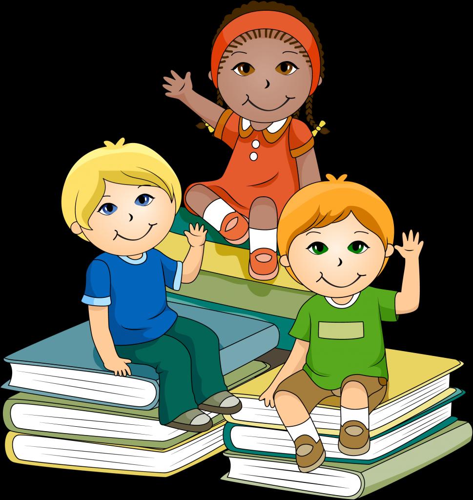 school children clipart
