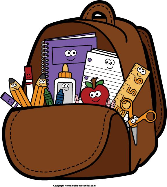 School Clip Art. Click to Save Image