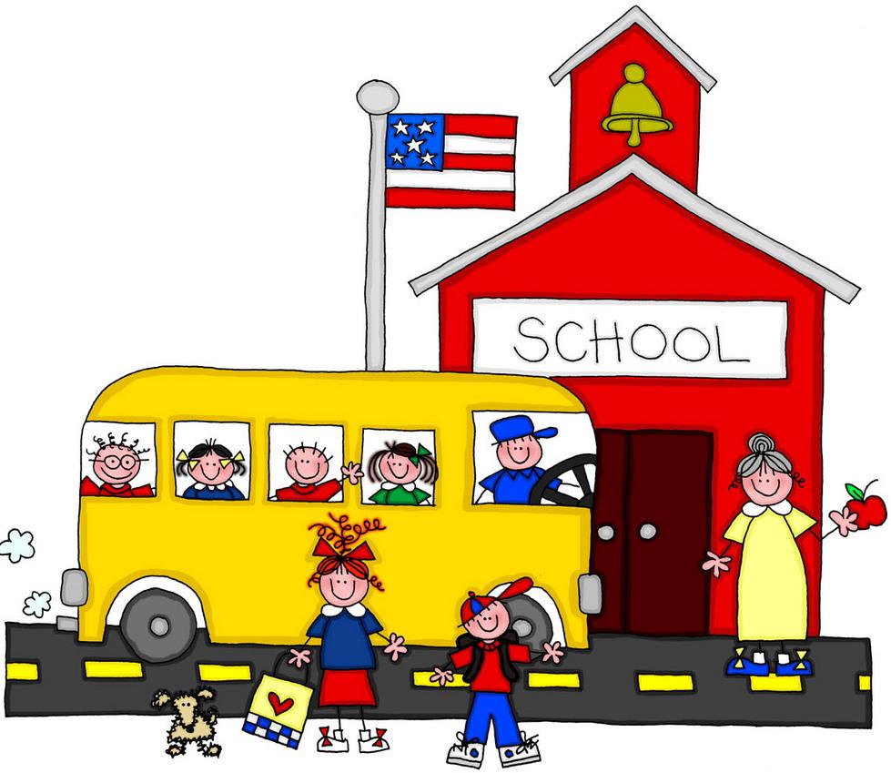 School Clip Art. school clipart