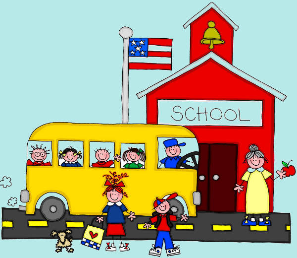 Free School Clip Art