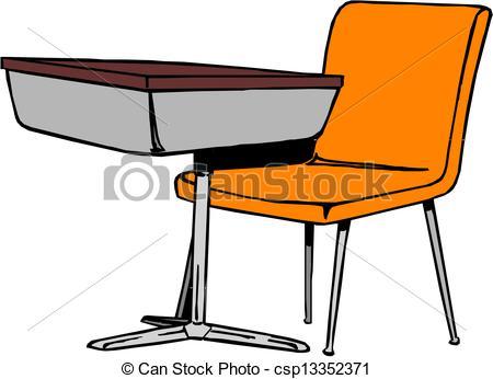School Desk Clip Art Clipart Panda Free Clipart Images