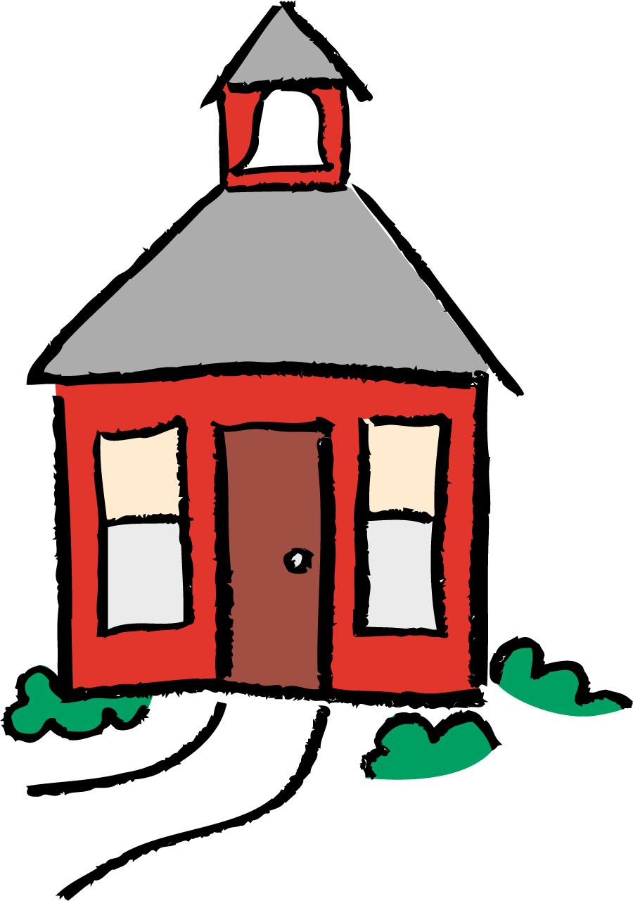 Clipart School House Clipart
