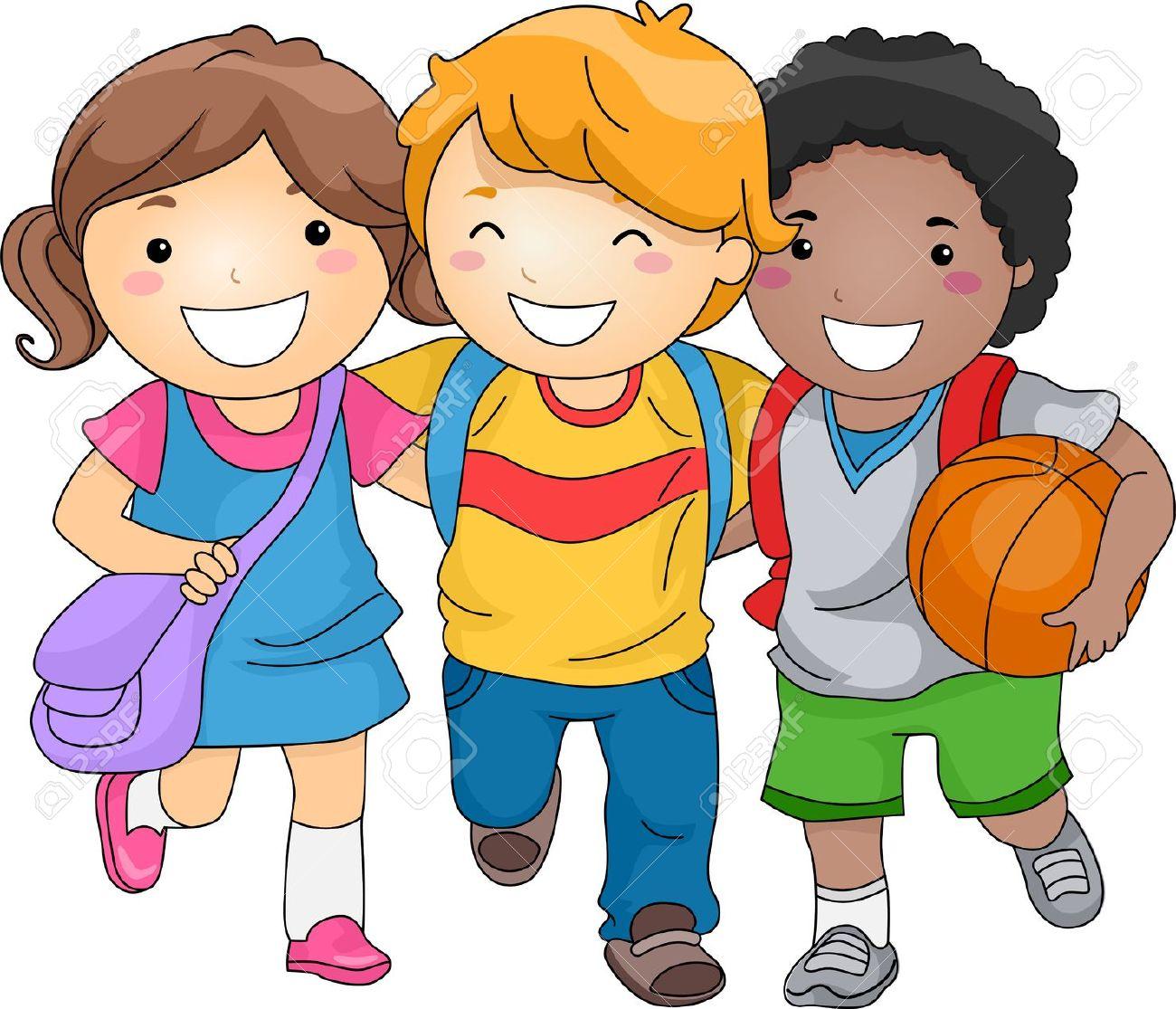 School Kids Clip Art - ClipArt Best