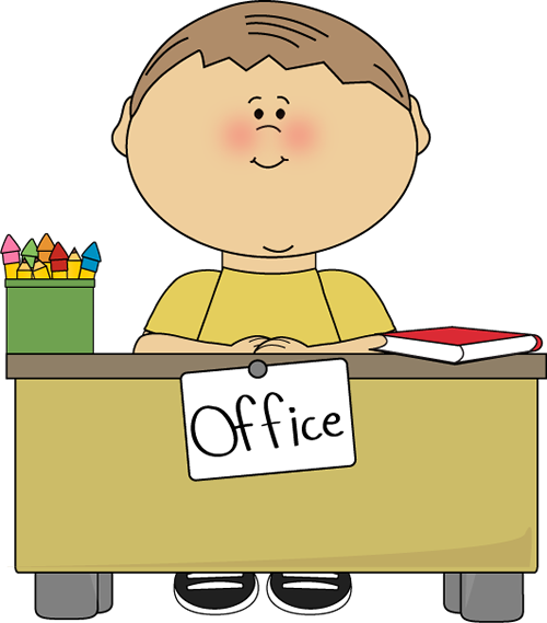 School Office Clipart