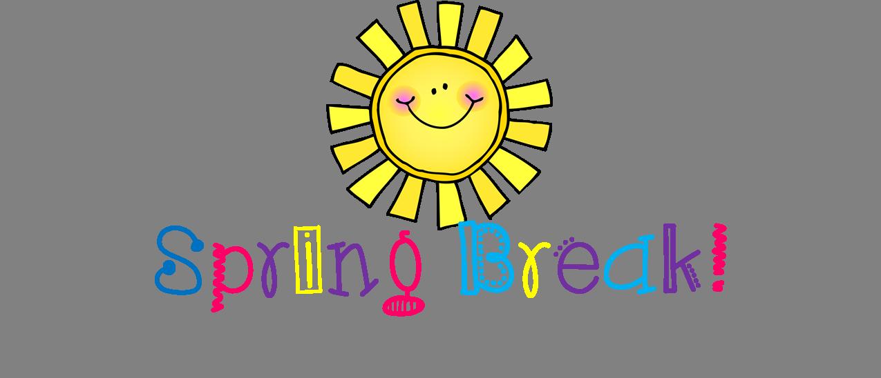 School Spring Break Clip Art Spring Break Clip Art Spring Break Clip