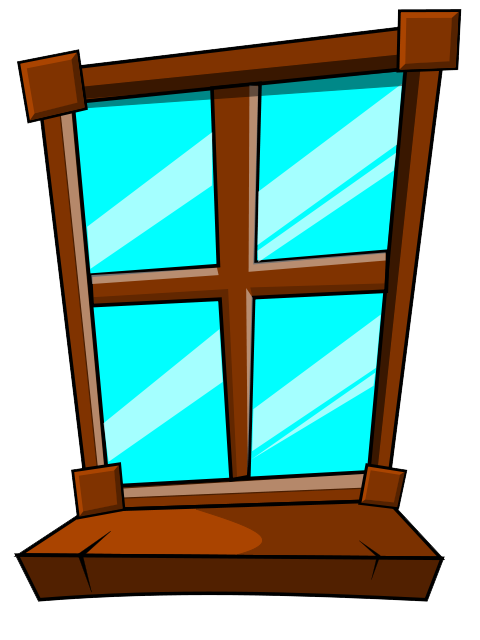 School Window Clipart Clipart Panda Free Clipart Images