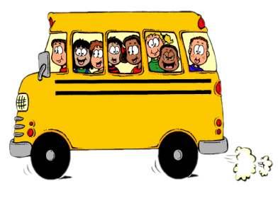 schoolbus clipart | Clip Art . ... Please Always Dress Your Child .